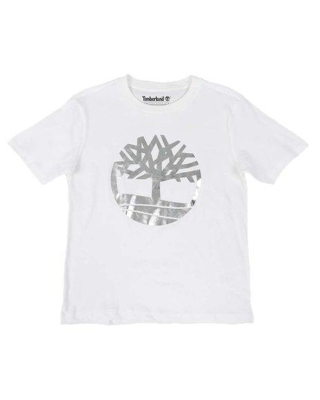 Timberland - Reflective Tree Tee (8-20)