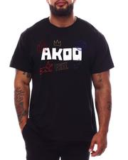 AKOO - Icon Knit T-Shirt (B&T)-2631170
