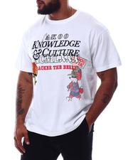 AKOO - Knowledge & Culture T-Shirt (B&T)-2631231