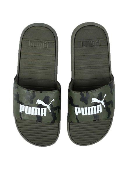 Puma - Cool Cat Camo Slides