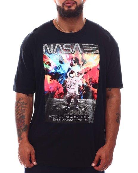 Akademiks - NASA Burst Over The Moon T-Shirt (B&T)