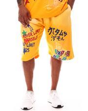 Shorts - Never Limits Fleece Shorts (B&T)-2632545