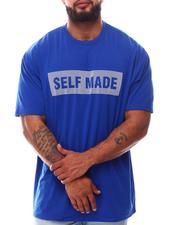 Buyers Picks - Self Made Rubber Print Crew Neck T-Shirt (B&T)-2632671