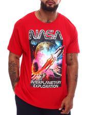 Akademiks - NASA Rocket Exploration T-Shirt (B&T)-2632139