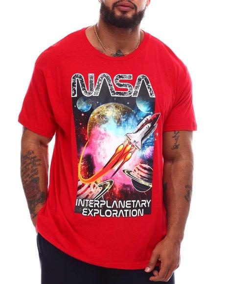 Akademiks - NASA Rocket Exploration T-Shirt (B&T)