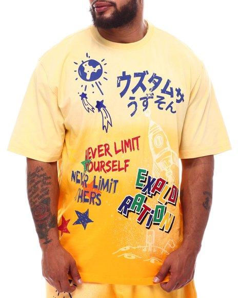 Rebel Minds - Never Limits Graphic T-Shirt (B&T)