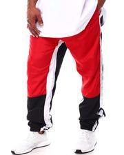 Pants - Nylon Colorblock Pants (B&T)-2629581