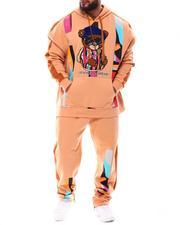 Makobi - Dream Bear Fleece Set (B&T)-2630757