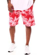Shorts - Tie Dye Shorts (B&T)-2632703