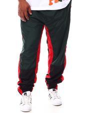 Pants - Nylon Colorblock Pants (B&T)-2629576