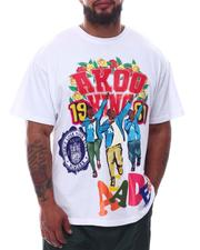 AKOO - LDRS Knit T-Shirt (B&T)-2629725