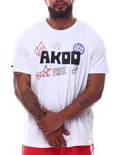 AKOO - Icon Knit T-Shirt (B&T)-2631258