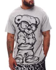 Hustle Gang - Frontline Knit T-Shirt (B&T)-2631328