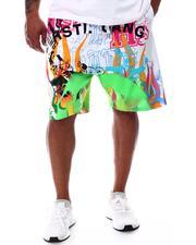 Hustle Gang - OMFUG Shorts (B&T)-2631357