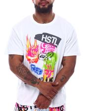 Hustle Gang - Mosh Pit T-Shirt (B&T)-2632497