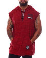 Hoodies - Bitfit Sleeveless Hooded Knit Top (B&T)-2632584