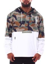 Buyers Picks - NYC Camo Colorblock Windbreaker Jacket (B&T)-2632602