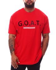 Buyers Picks - GOAT Rubber Print Crew Neck T-Shirt (B&T)-2632626