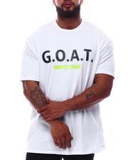 Buyers Picks - GOAT Rubber Print Crew Neck T-Shirt (B&T)-2632634