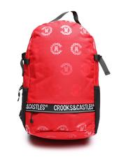 Crooks & Castles - Chain Castle Backpack-2630567
