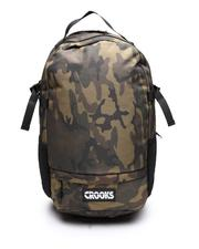Crooks & Castles - Fragment Crooks Backpack-2630566