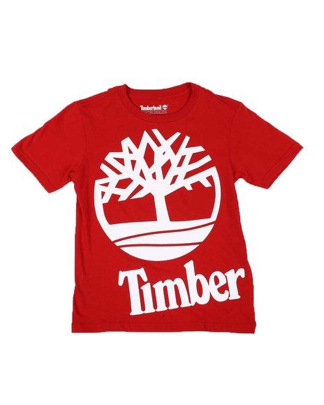 Timberland - Giant Tree Tee (8-20)