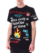 Buyers Picks - Matter of Time Embroidery Tee-2633691