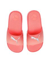 Girls - Cool Cat Ombre Jr. Slides (4-7)-2634102
