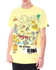 Buyers Picks - Hustle embroidery Tee-2633685