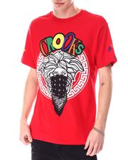 Crooks & Castles - MULTI BLOCK BANDITO TEE-2630322