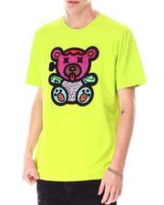 Hustle Gang - PRINTED BEAR TEE-2630394