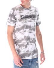 Buyers Picks - Survivor Tie Dye Tee-2630206