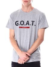 Buyers Picks - GOAT RUBBER PRINT TEE-2630447