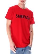 Buyers Picks - SAVAGE RUBBER PRINT TEE-2630489