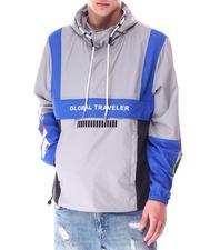 Outerwear - Global Windbreaker-2630535