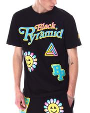 Black Pyramid - SPIRITED VIBES SHIRT-2633101