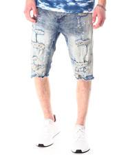Shorts - Side Stripe Jean Short-2632850