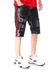 Shorts - Side Stripe Jean Short-2632859