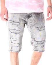 Shorts - Side Stripe Jean Short-2632868