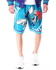 Mitchell & Ness - CHARLOTTE HORNETS Blown Out Fashion Short-2632895
