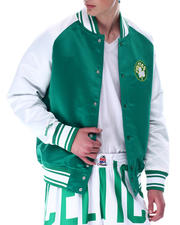 Mitchell & Ness - BOSTON CELTICS Colossal Jacket-2632915