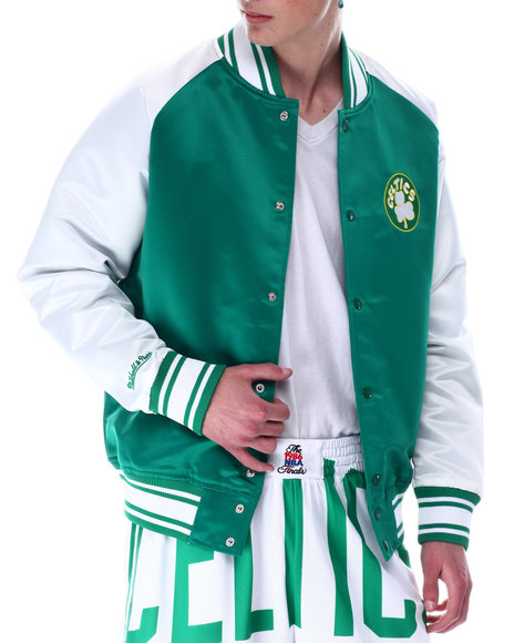 Mitchell & Ness - BOSTON CELTICS Colossal Jacket
