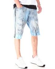 Shorts - Side Stripe Jean Short-2632877