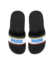 Girls - Cool Cat Sport Retro Jr. Slides (4-7)-2634199