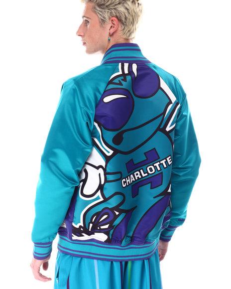 Mitchell & Ness - CHARLOTTE HORNETS Colossal Jacket