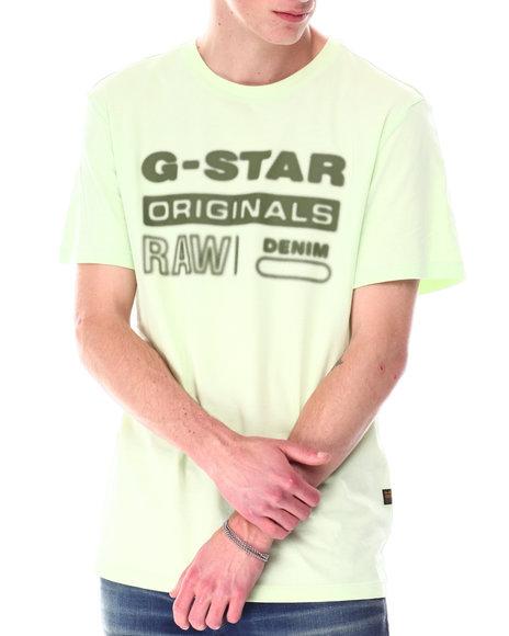 G-STAR - Originals hd graphic r tee