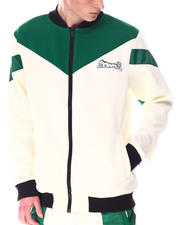 Outerwear - Racket Club Track Jacket-2633020