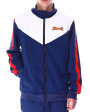 Outerwear - Sporting Track Jacket-2633026