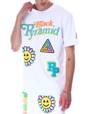 Black Pyramid - SPIRITED VIBES SHIRT-2633067