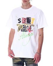 Shirts - SELF MADE ALWAYS TEE-2633575